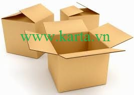 Cardboard box or paper Cartons