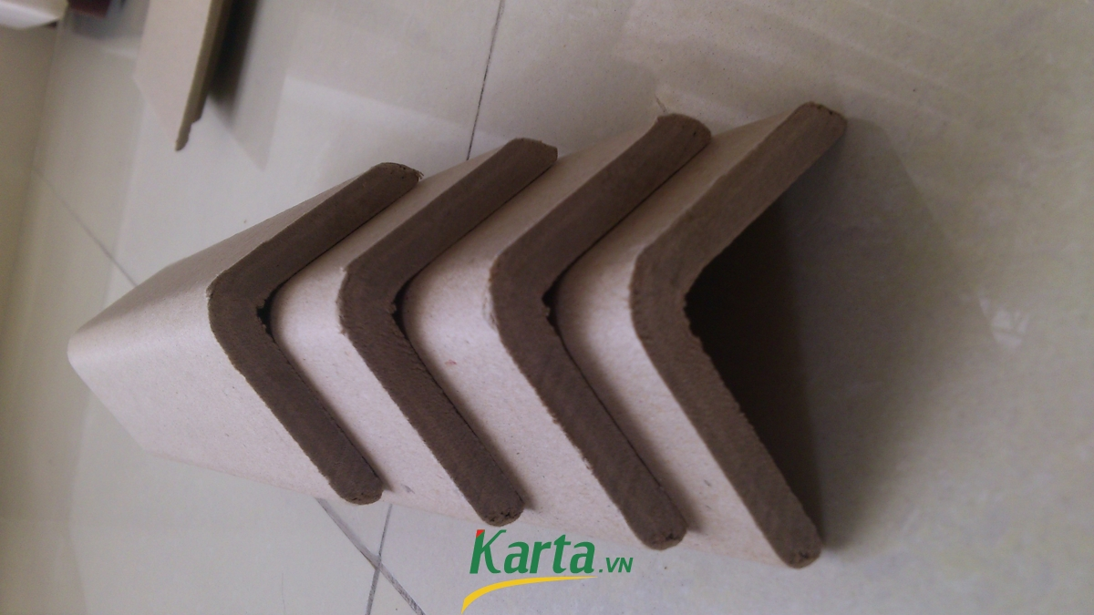 What is the paper molding's utility?