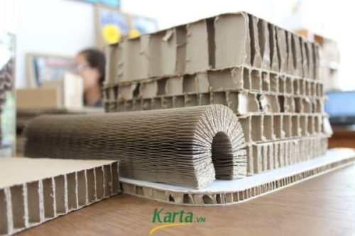 GIẤY TỔ ONG, sản phẩm, Lưu Vân Trang , Karta, công ty cổ phần Karta,