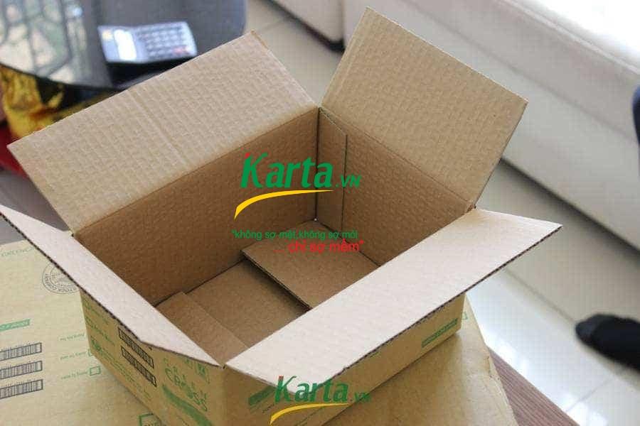 thùng giấy carton công ty karka
