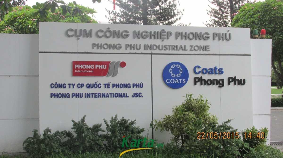 cong-ty-co-phan-karta-giao-bao-bi-giay cho cụm công nghiệp phong phú