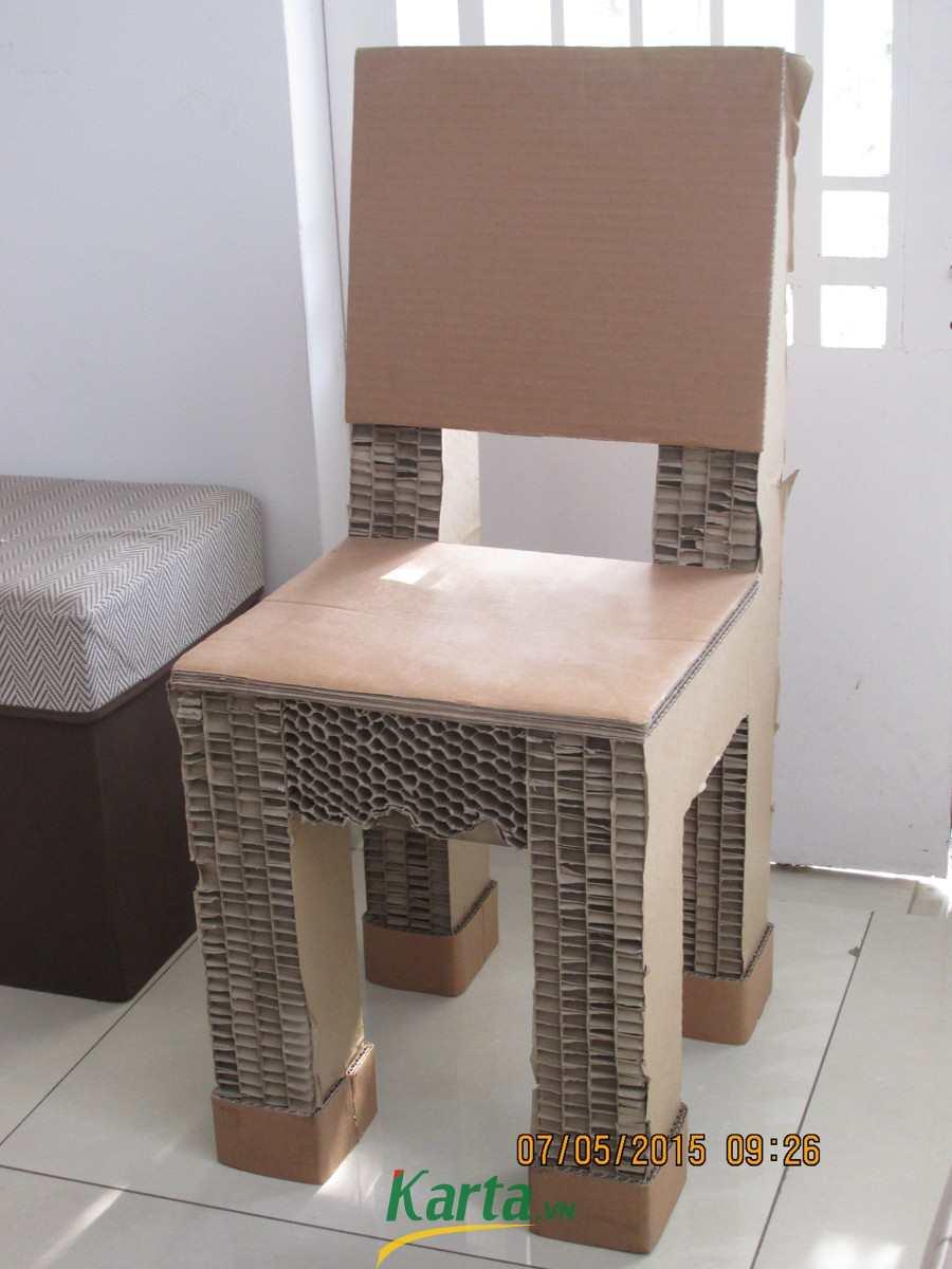 công ty cổ phần Karta, GIẤY TỔ ONG, Lưu Vân Trang, giấy carton, nguyên liệu tái chế