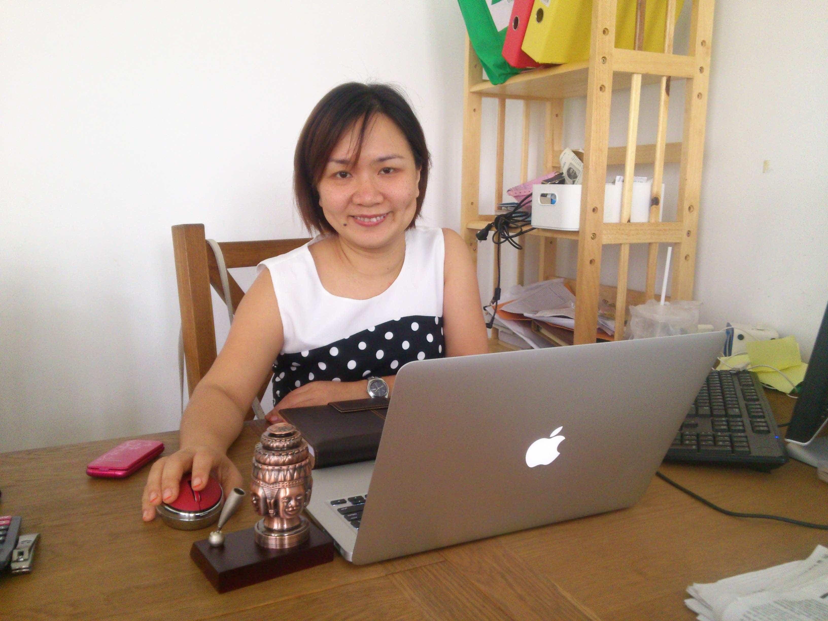 CÔNG TY KARTA, Lưu Vân Trang, Doanh nghiệp, xây dựng môi trường, công nhân