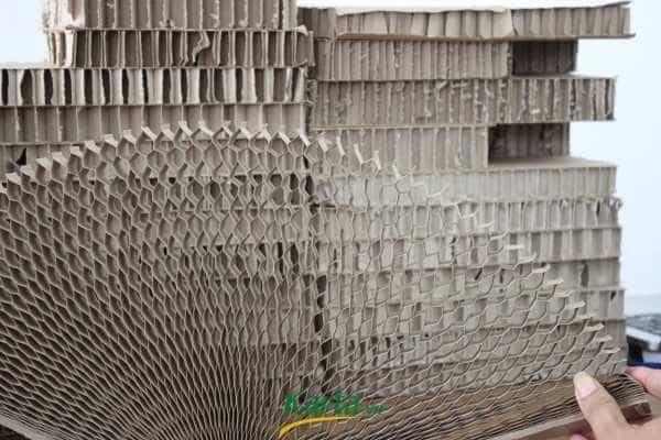 giấy tổ ong, honeycomb, công ty karta