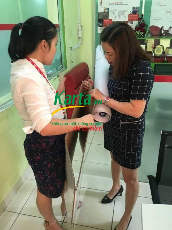 hình ảnh khách hàng asian fan karta
