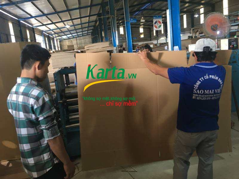 Xưởng sản xuất karta