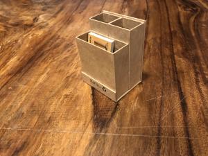 hộp bút làm từ giấy tái chế thân thiện môi trường